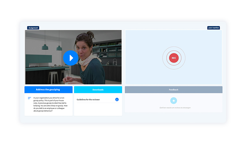 PiNCQ Academy - Video feedback